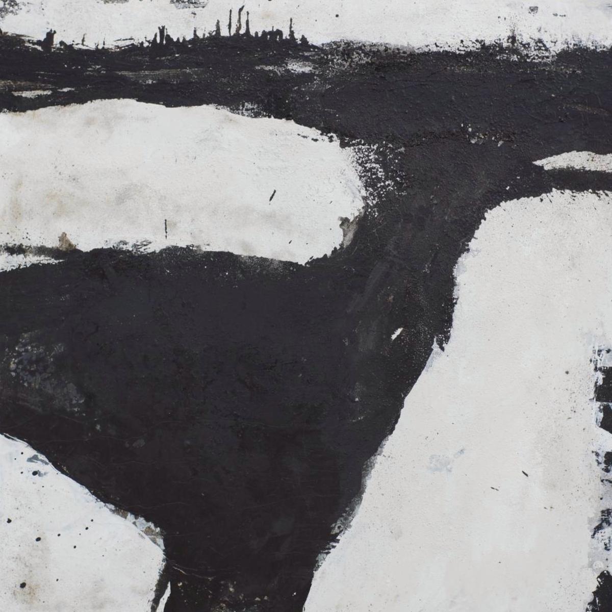 black white 60x60 cm 2017
